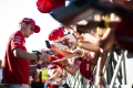"""Binotto analiza la evolución de Leclerc: """"Había muchas expectativas y presión"""""""