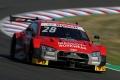 Doblete de Audi en los libres del DTM en Lausitzring