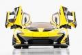 Uno de los escasos McLaren P1 GTR de calle a la venta