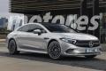 Mercedes EQS, así será la nueva berlina 100% eléctrica