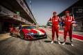 Miguel Molina, piloto oficial de Ferrari en el WEC 2019-20