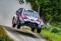 Ott Tänak y Toyota arracan el Rally de Finlandia con fuerza