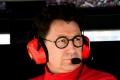 """Vettel alaba la labor de Binotto: """"Mantiene al equipo unido"""""""