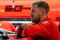 """Vettel se pone nota: """"Un 5, no estoy contento con mi primera mitad de temporada"""""""