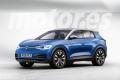 Volkswagen ID. Crozz, así será el esperado SUV 100% eléctrico