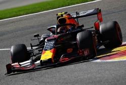 """Albon hace su primer análisis del Red Bull RB15: """"Es muy diferente al Toro Rosso"""""""