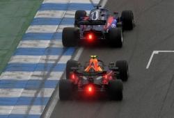 Albon y Kvyat estrenarán el motor Honda 'Spec 4' en Spa y recibirán penalización