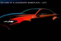 Alfa Romeo recupera el proyecto del coupé GTV, cuatro meses después de cancelarlo