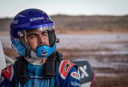 """Alonso: """"Tengo muchas ganas de conocer el Toyota Hilux a fondo"""""""