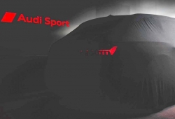 Audi Sport da el primer adelanto con un teaser del nuevo RS 6 Avant