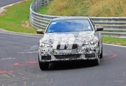 La nueva generación del BMW Serie 4 Coupé se pone a punto en el circuito de Nürburgring