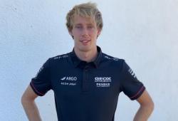 """Hartley: """"Será un poco raro competir contra Porsche"""""""