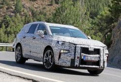 El nuevo Buick de 7 plazas pierde camuflaje y nos muestra sus nuevas ópticas
