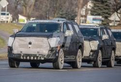 El Cadillac Escalade 2021 y los SUVs full size de GM serán presentados en 2019
