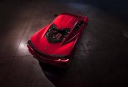 El nuevo Chevrolet Corvette Stingray contará con una versión especial para pista