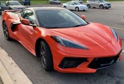 El nuevo Chevrolet Corvette Stingray Convertible por primera vez en vídeo