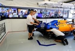 """Día incompleto para Sainz y McLaren: """"Creo que nos podemos recuperar"""""""