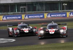 Doblete de Toyota en los segundos libres de las 4 Horas de Silverstone