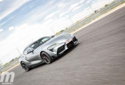 European Auto Group acopla una caja de cambios manual al Toyota GR Supra
