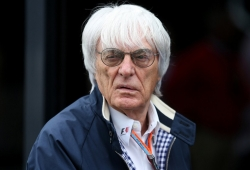 Ecclestone hablo sobre el Circuito de Valencia