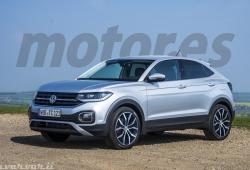 Este es el aspecto que tendrá el futuro Volkswagen T-Cross Coupé