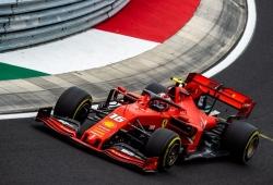 """Leclerc no se perdona su accidente: """"Fue estúpido e innecesario"""""""