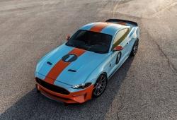 El nuevo Ford Mustang Gulf Heritage Edition es una bestia retro de 819 CV