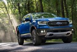 El nuevo Ford Ranger FX2 es una versión off-road para la ciudad