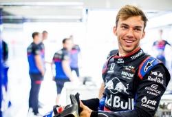 """Gasly no pierde la esperanza con Red Bull: """"Me dicen que habrá otras oportunidades"""""""
