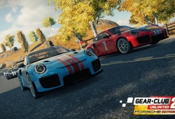Gear.Club Unlimited 2 Porsche Edition llegará a Nintendo Switch