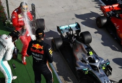 """Hamilton fue demasiado para Verstappen: """"He hecho todo lo posible"""""""