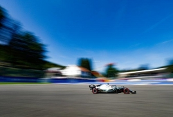 """Hamilton no se rinde: """"Ferrari ha hecho un gran trabajo, pero lo daré todo en la carrera"""""""