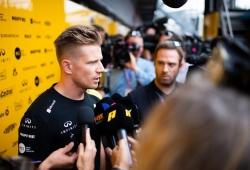"""Hülkenberg admite que presentía su salida de Renault: """"Hubo un cambio tras Hungría"""""""