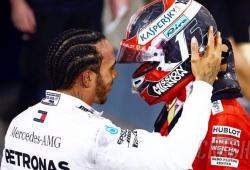 """Leclerc y lo que admira de Hamilton: """"Su consistencia y fuerza mental"""""""