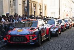 Lista de inscritos del Rally de Alemania del WRC 2019