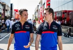 Marko explica por qué eligió a Albon y no a Kvyat para Red Bull