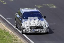 El lavado de cara del Mercedes-AMG E 63 Estate se estrena en Nürburgring
