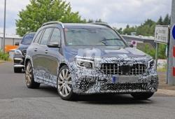 Nuevo informe revela que el Mercedes-AMG GLB 35 será desvelado en Frankfurt
