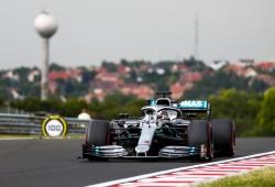 Mercedes comienza con cara y cruz: Hamilton vuelve al frente y Bottas no rueda