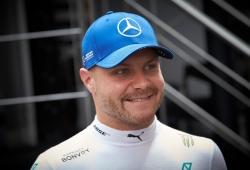 Mercedes confirma a Bottas como compañero de Hamilton para 2020