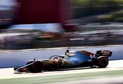 """Mercedes ve inalcanzable a Ferrari: """"Nos están matando en las rectas"""""""