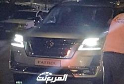 El nuevo Nissan Patrol 2020 cazado al desnudo en plena calle