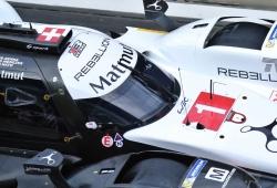 Norman Nato coloca el Rebellion #1 en cabeza en el FP1 de Silverstone