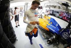 """Norris: """"McLaren no tiene aún claramente el cuarto coche más rápido"""""""