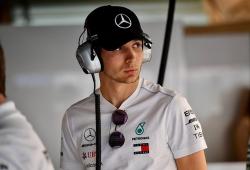 Ocon analiza las ventajas (e inconvenientes) de ser piloto reserva de Mercedes