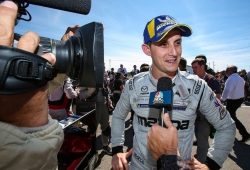 Oliver Jarvis, piloto 'comodín' de United Autosports en Fuji