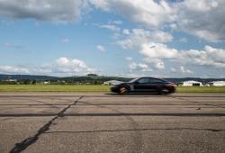 El nuevo Porsche Taycan demuestra su potencia constante: 26 veces a 200 km/h en vídeo