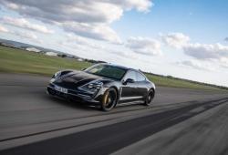 El nuevo Porsche Taycan será presentado el 4 de septiembre