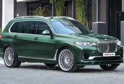 Así será el futuro Alpina XD7, el X7 M que BMW no quiere fabricar
