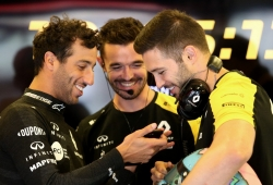 Ricciardo cree que Renault necesita creerse capaz de volver a ganar